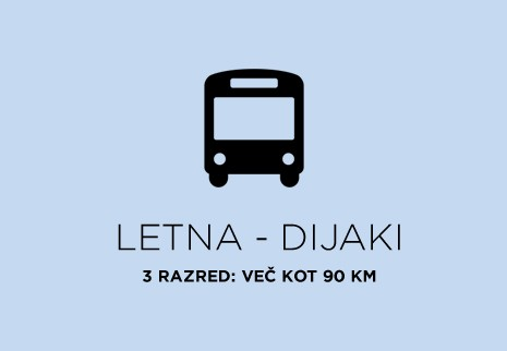 Letna - Dijaki - 3. RAZRED