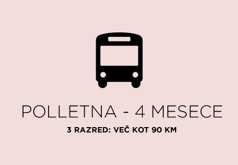 Polletna - 4 mesece - 3. RAZRED